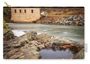 Roanoke River Niagra Rd Dam Carry-all Pouch