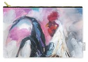 Roanoke Rooster Painting Carry-all Pouch