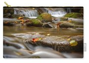 Roaring Fork Stream Great Smoky Mountains Carry-all Pouch