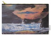 Roaring Seas Carry-all Pouch