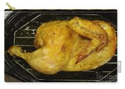 Roasting Half Chicken, 4 Of 4 Carry-all Pouch