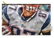Rob Gronkowski Art 2 Carry-all Pouch