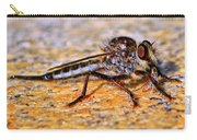 Robber Fly 001 Carry-all Pouch