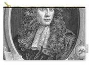 Robert Boyle, Irish Polymath Carry-all Pouch