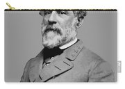 Robert E Lee - Confederate General Carry-all Pouch