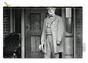 Robert E. Lee In Richmond, Virginia Carry-all Pouch