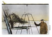 Robert Hutchings Goddard, 1862-1945 Carry-all Pouch