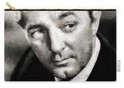 Robert Mitchum Hollywood Actor Carry-all Pouch