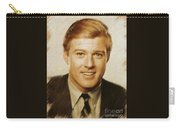 Robert Redford, Actor Carry-all Pouch