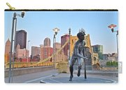 Roberto Clemente Statue 2017 Carry-all Pouch