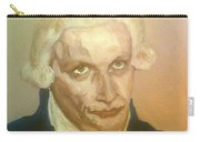 Robespierre Frowns  Carry-all Pouch