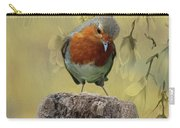 Robin Bird Carry-all Pouch