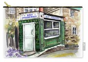 Robin Hoods Bay Fisheries Carry-all Pouch