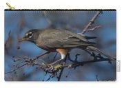 Robin Bird Carry-all Pouch