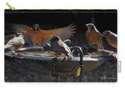 Robin Roundup Carry-all Pouch