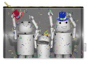 Robo-x9 New Years Celebration Carry-all Pouch