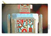 Robot Pop Art R-1 Carry-all Pouch