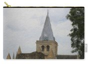 Rochester Cathedral Art Carry-all Pouch