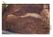 Rochester Creek Panel Carry-all Pouch