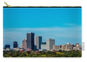 Rochester Ny Skyline Carry-all Pouch