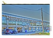 Rochester Public Market Carry-all Pouch by William Norton