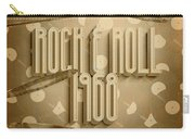 Rock And Roll 1968 Carry-all Pouch