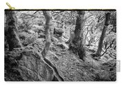 Rock And Trees Carry-all Pouch