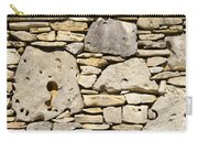 Rock Architecture Four Carry-all Pouch