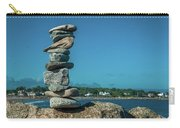 Rock Art A Memory Carry-all Pouch