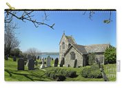 Rock Church Cornwall Carry-all Pouch