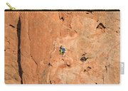 Rock Climbers  Carry-all Pouch
