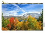 Rock Creek Lake Fall Panorama Carry-all Pouch