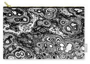 Rock Design Carry-all Pouch