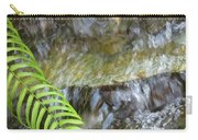 Rock Fountain Carry-all Pouch