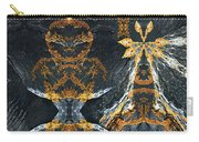 Rock Gods Lichen Lady And Lords Carry-all Pouch