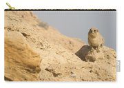 Rock Hyrax Procavia Capensis Carry-all Pouch