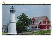Rock Island Lighthouse July Carry-all Pouch