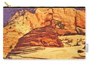 Rock Of Ages Carry-all Pouch