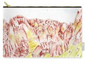 Rock Outcrop Carry-all Pouch