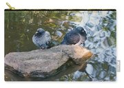 Rock Doves Carry-all Pouch