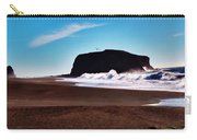 Rock Point In Bodega Bay Carry-all Pouch