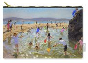 Rock Pool, Tenby Carry-all Pouch