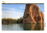 Rock Reflected Carry-all Pouch