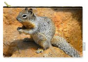 Rock Squirrel Carry-all Pouch