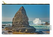Rock Stack On The Costa Viicentina, Portugal Carry-all Pouch