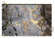 Rock Swirls - Glacier National Park Carry-all Pouch