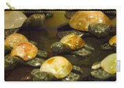 Rock Turtle Carry-all Pouch