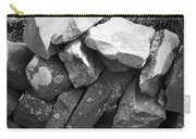 Rock Wall Doolin Ireland Carry-all Pouch