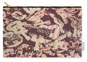 Rock World Tour Carry-all Pouch
