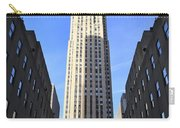 Rockefeller Center New York City Carry-all Pouch
